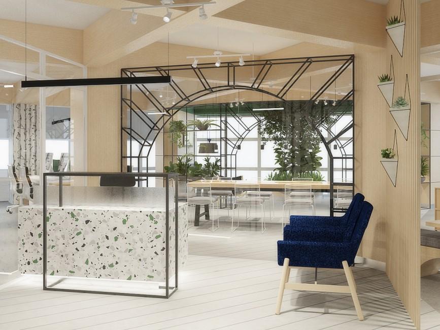 Benmark Office View 1 03282018