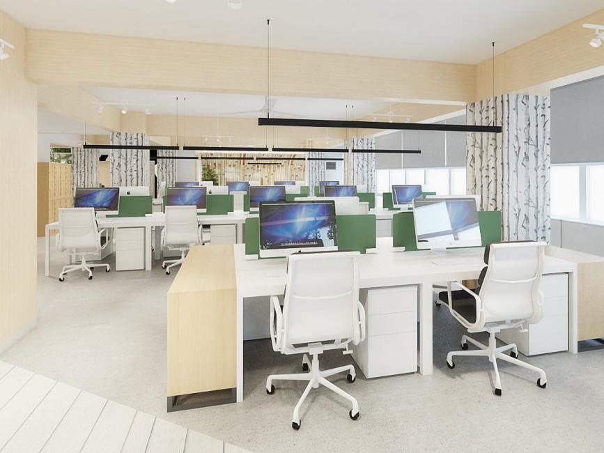 Benmark Office View 10 03232018